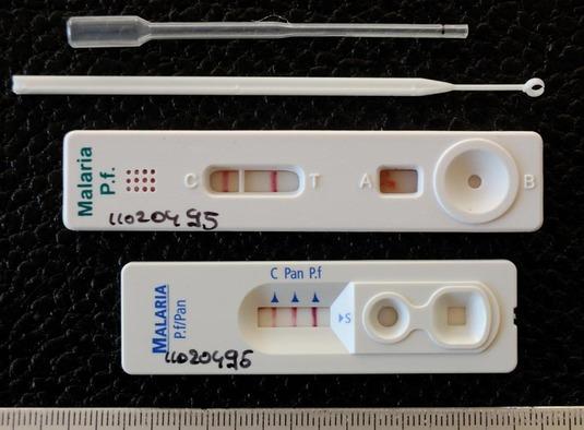 malaria check up